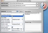 SWF to FLA Converter for Mac pour mac