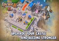 Epic War - Castle Alliance Android pour mac
