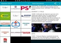 Election France Android pour mac