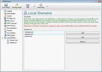 1st SMTP Server pour mac