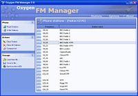 Oxygen FM Manager pour mac