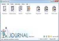 Journal One Click pour mac