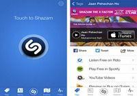 Shazam iOS pour mac