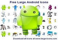 Free Large Android Icons