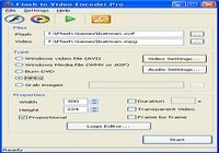 Flash to Video Encoder PRO pour mac