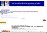 Solid converter DWG pour mac