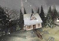 Winter 3D Screensaver pour mac