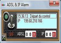 ADSL & IP Alarm  pour mac