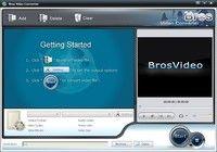 Bros Convertisseur vidéo pour mac