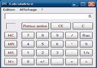 Calculatrice Coffre-fort