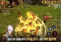 World of Dragon Nest iOS