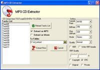 MP3 CD Extractor pour mac