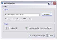 AutoWallpaper pour mac