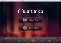 Aurora Blu-Ray Player pour mac
