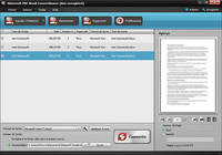 Aiseesoft PDF Word Convertisseur