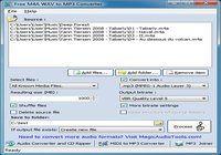 Free M4A WAV to MP3 Converter pour mac