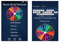 La Roue de la Fortune Windows Phone pour mac