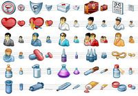Perfect Medical Icons pour mac