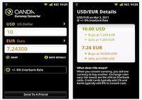 Convertisseur de devises iOS pour mac