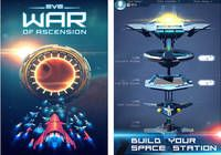 Eve : War of ascension Android pour mac