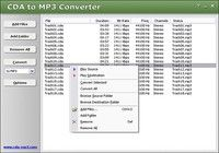 CDA to MP3 Converter pour mac