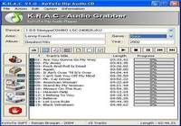 Free CD Ripper - KRAC