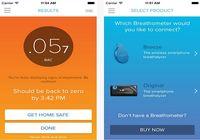 Breathometer iOS pour mac