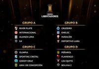 Copa Libertadores 2019 - Grupos pour mac