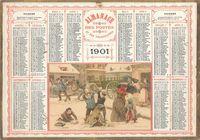 Pack de Calendriers Vintage (1901-2019) pour mac