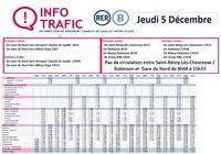 Horaires RER B 5 décembre 2019 PDF pour mac