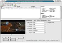 YASA AVI WMV MOV VOB to WMA Converter pour mac