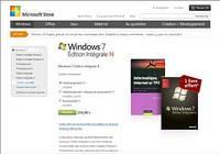 Windows 7 Édition Intégrale N pour mac