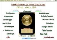 TOP 14  2009-2010 pour mac