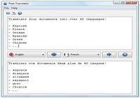 Free Translator pour mac
