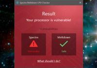 Spectre Meltdown Check  pour mac