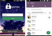 Antox Android pour mac