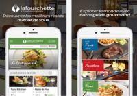 LaFourchette - Restaurants - iOs pour mac