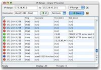 Angry IP Scanner Mac pour mac