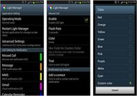 Light Manager Android