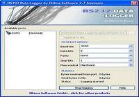 RS232 Data Logger
