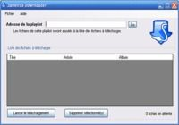 Jamendo Downloader pour mac