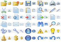 Application Toolbar Icons pour mac
