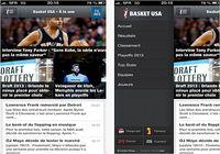 Basket USA iOS