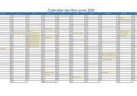 Calendrier Juif 2020 (Grégorien)