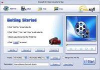 Emicsoft HD Vidéo Convertisseur pour Mac pour mac