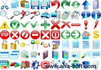 Basic Icons for Vista pour mac