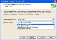 Outlook Address Extractor 2007 pour mac