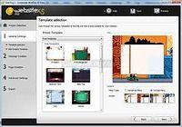 WebSite X5 Home 12 pour mac