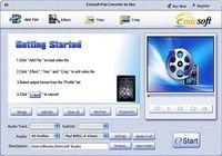 Emicsoft iPad Convertisseur pour Mac pour mac