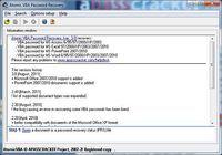 Atomic VBA Password Recovery pour mac